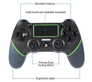 Ninja Stealth Alpha 1 Bluetooth Gaming Dual Shock Controller
