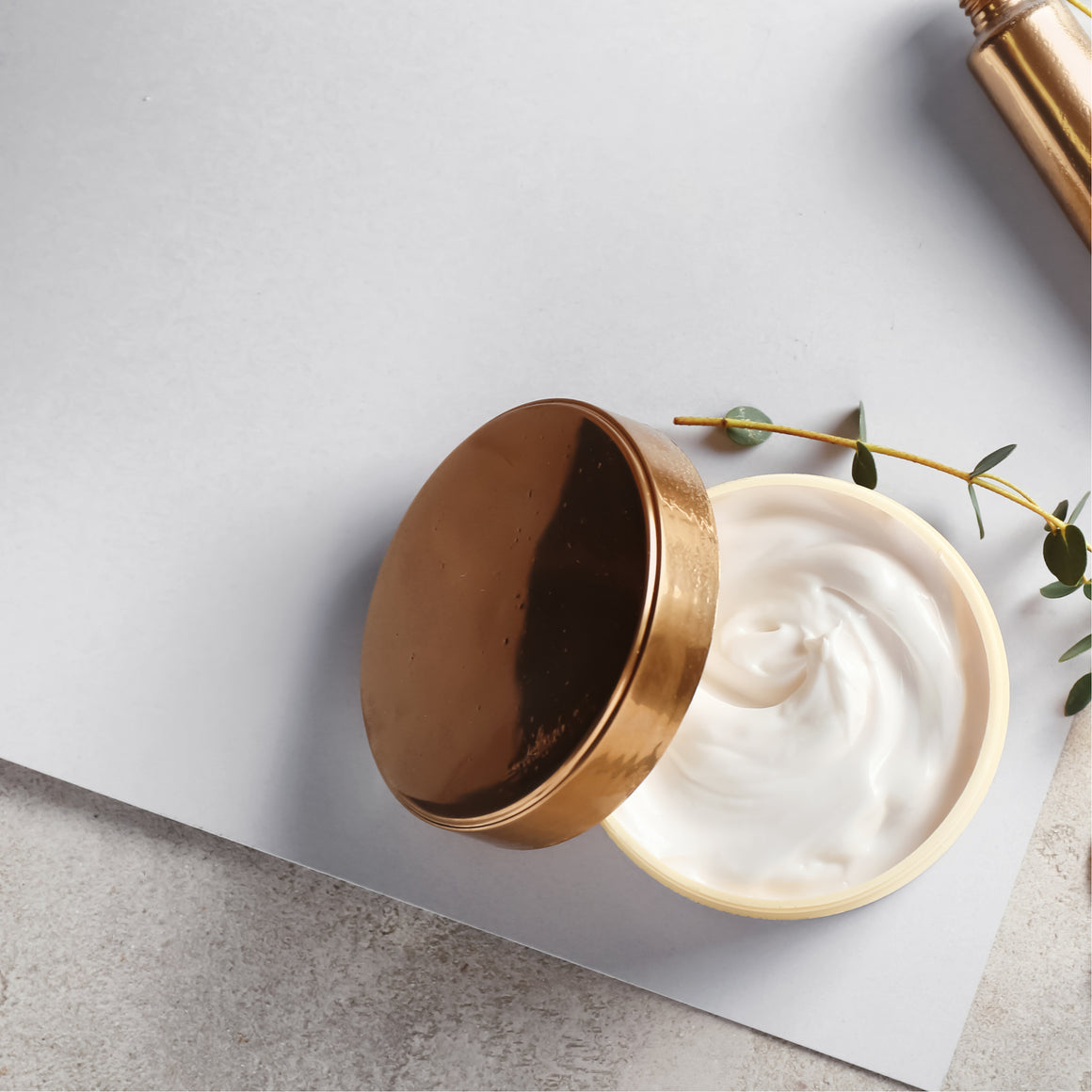 24K Gold Cream For Youthful Skin
