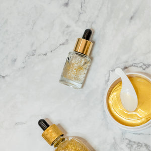 24K Gold Elixir Wrinkle Repair Serum