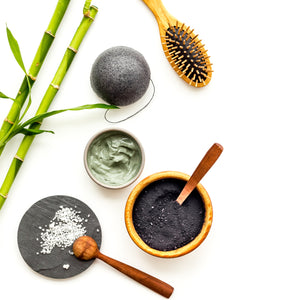 Activated Charcoal & Green Tea Intense Hydration Hair Mask