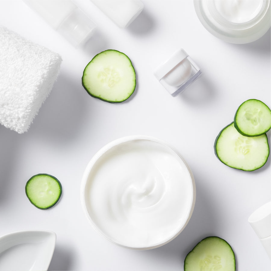 Cucumber Melon Body Lotion for Sensitive Skin