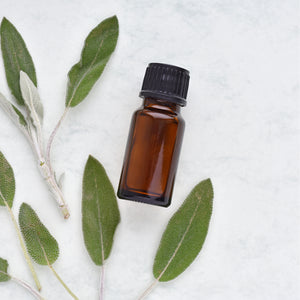 Organic Clary Sage Essential Oil