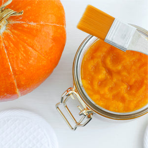 Pumpkin and Vitamin C & E Deep Cleansing Face Mask