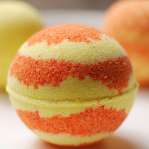 Lemon Butter Bath Bomb