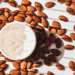 Sweet Almond Oil Vitamins-Rich Body Lotion
