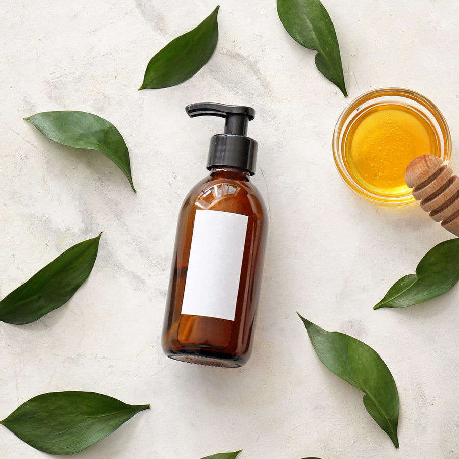 Green Tea & Honey Antioxidant Face Cleanser