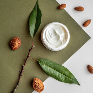 Almond Oil & Vitamin E Deep Hydration Cream