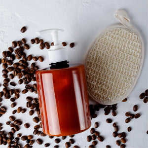 Toning & Skin-Boosting Arabica Coffee Face Wash