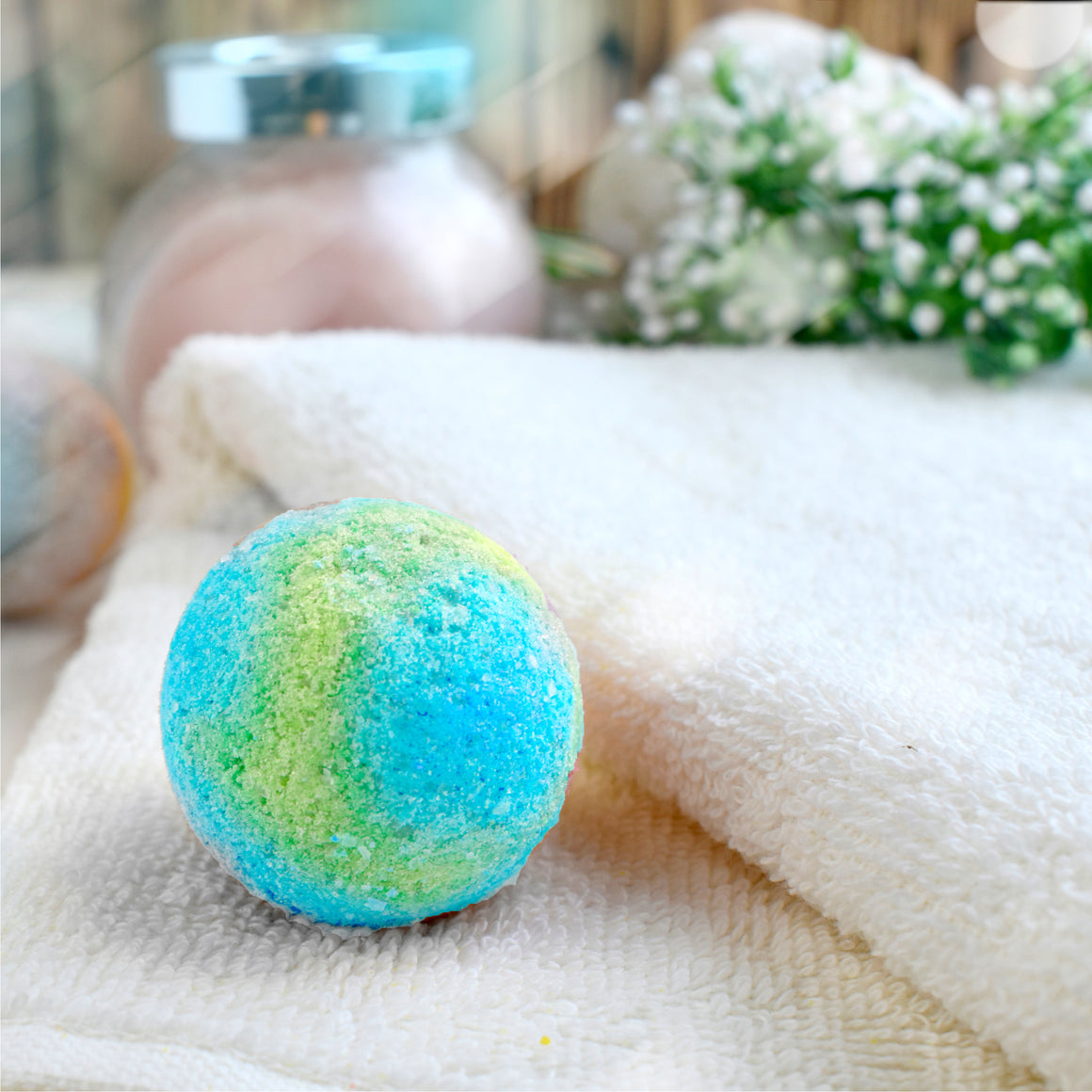 Fruity Gummybear Baby Bath Bomb