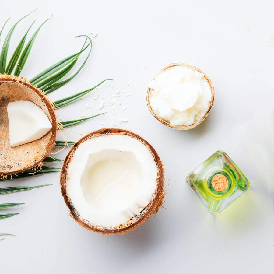 Oxyglow Coconut & Vitamin E Nourishing Sugar Scrub