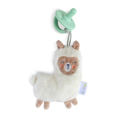 Llama Sweetie Pal™ Pacifier & Stuffed Animal - Bluebonnet Beautique