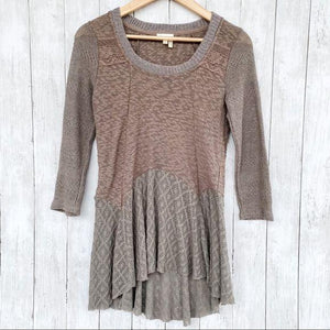 Anthropologie Meadow Rue Lemay Sweater- Size X-Small