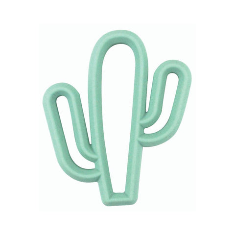 Cactus Chew Crew™ Silicone Baby Teethers - Bluebonnet Beautique
