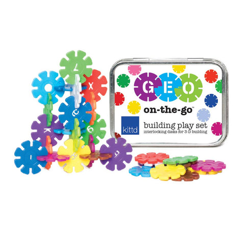 Geo On-the-Go - Bluebonnet Beautique