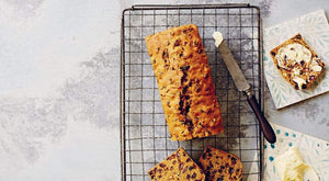 moist and fruit tea loaf recipe