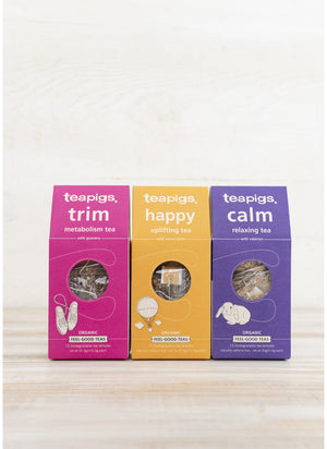 discover our 3 newest teas with benefits