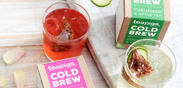 Iced tea, cold brew... what's the difference?