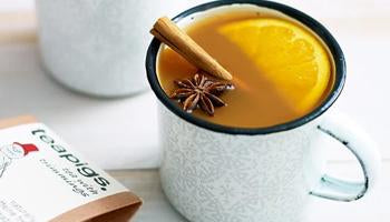 tea toddies and cocktails