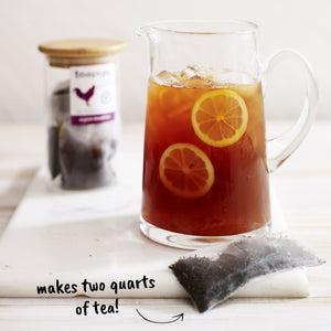 english breakfast iced tea pitcher bags