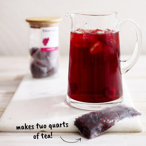 super fruit iced tea pitcher bags