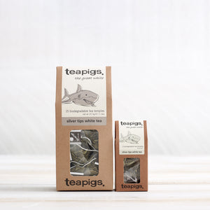 silver tips white tea