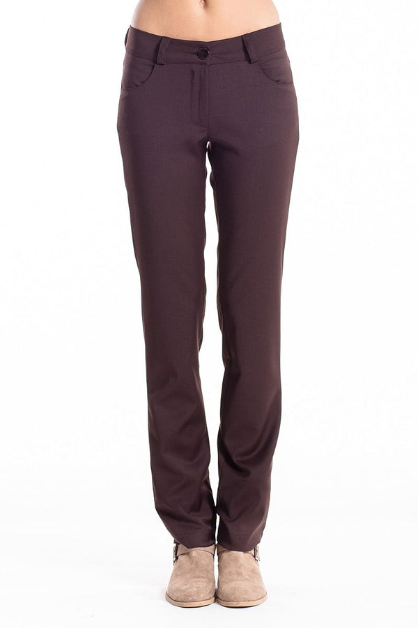 Conquista Low Rise Trousers