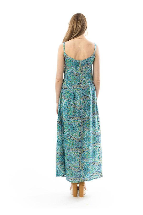 Maxi Dress With Side Slits