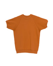 Load image into Gallery viewer, x karla The Short Sleeve Sweatshirt in Bronze