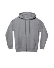 Load image into Gallery viewer, x karla The Zip Hoodie in Heather Grey