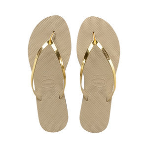 Havaianas You Metallic Sandal