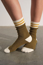 Load image into Gallery viewer, Free People Jackson Cozy Stripe Socks