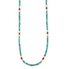 Load image into Gallery viewer, Kris Nations Heishi Beaded Necklace
