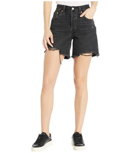 Levi's 501 Mid Thigh Short in Bee's Knees