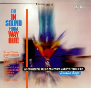 Vinyl - Beastie Boys - The In Sound From Way Out