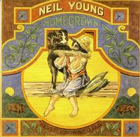 Vinyl - Neil Young - Homegrown-Never Known to Fail