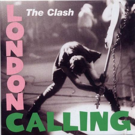 Vinyl - London Calling - The Clash