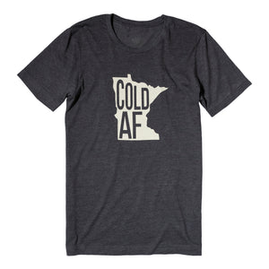 North Coast Soul Women's Cold AF T-shirt