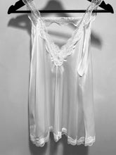 Load image into Gallery viewer, POL Silky Swing Camisole in Off White