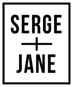 Serge + Jane $100 Gift Card