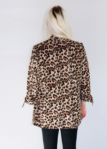 Leopard Everyday Jacket