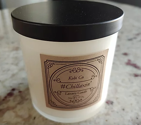 Kobi Co. 9 oz. Candle - #Chillaxin'