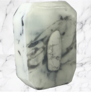 Body Kantina Soap - Howlite Crystal