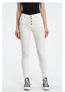 Pistola Aline High Rise Skinny in Wishful