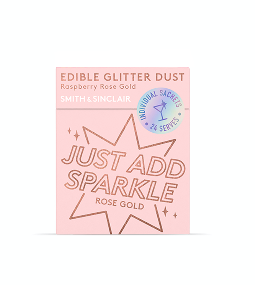 S & S Just Add Sparkle  - Rose Gold