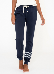 Sol Angeles Essential Coastal Jogger in Indigo