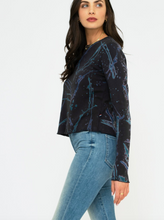 Load image into Gallery viewer, Sol Angeles Cosmic Sol Pullover in Vintage Black