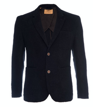 Load image into Gallery viewer, Nifty Genius Notched Lapel Blazer in Chenille