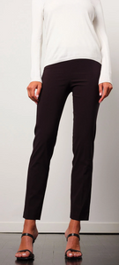 Avenue Montaigne Lili Pant In Black