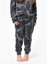 Load image into Gallery viewer, Sol Angeles Kids Cosmic Sol Jogger in Vintage Black