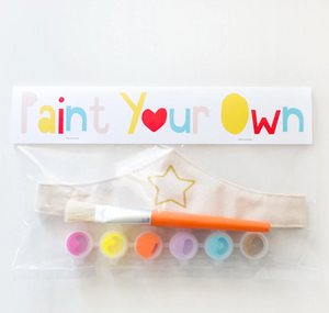 Lovelane Paint Your Own DIY Kit - Super Tiara